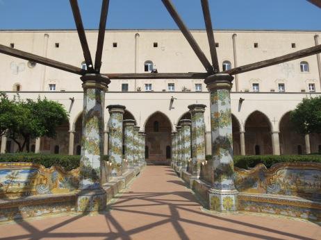 Chiostri di Santa Chiara