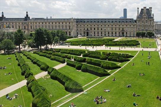 Giardini delle Tuilerie