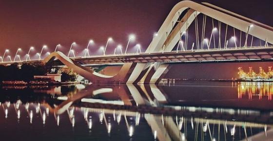 SHEIK ZAYED BRIDGE