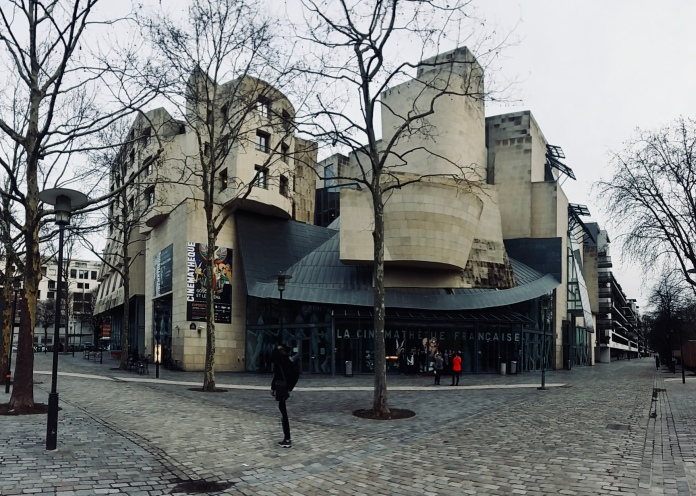 American Center a Bercy