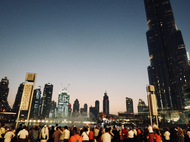 Dating vita a Dubai